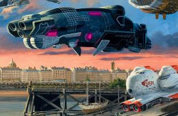 Les Utopiales, festival de Science-Fiction de Nantes