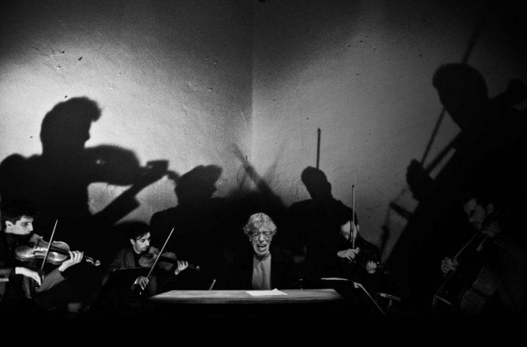 Albert Marcoeur & Quatuor Béla