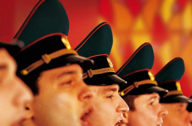 Choeurs de l'Armée Russe