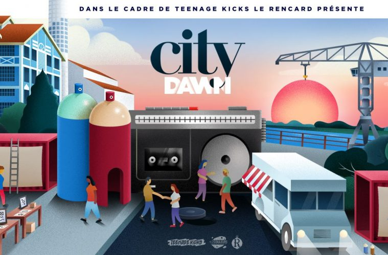 City Dawn Nantes