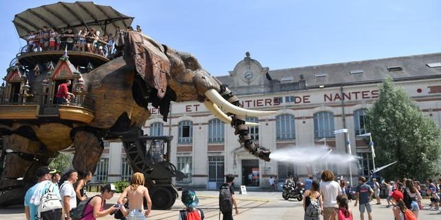 Les Machines éléphant © loic venance