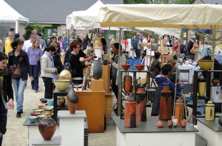 Marché de potiers Herbignac