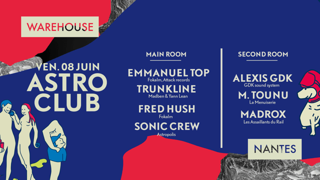 Warehouse x Astroclub