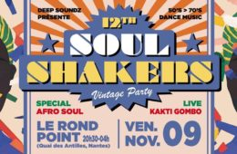 Soulshakers 12 Rond Point