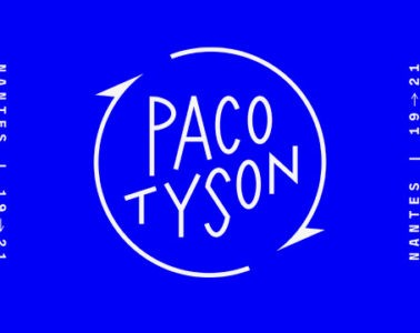 Paco Tyson 2019 programmation
