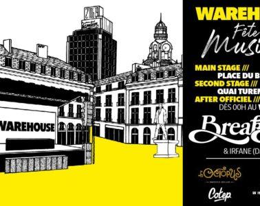 Warehouse, Fête de la musique