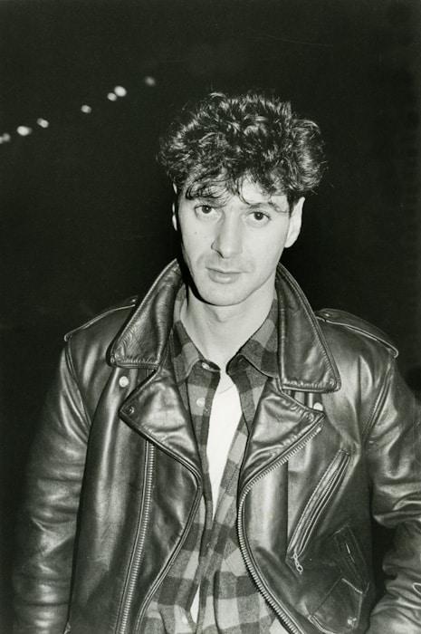 Etienne Daho - 1986 © DR
