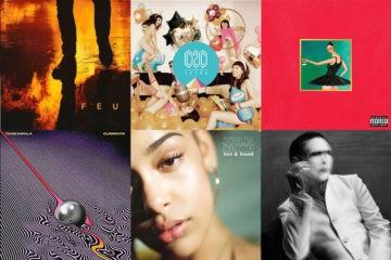sélection décennie musique 2010-2019