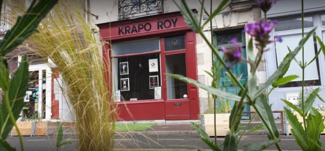 Krapo Roy petits théâtres nantais
