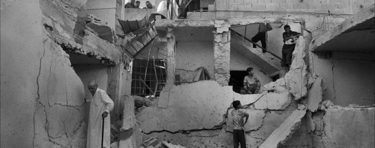 réfugiés palestiniens Joss Dray