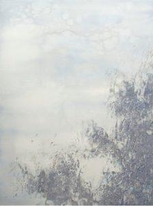 Œuvre de Zhu Hong, Les lignes de l'eau - Musée d'arts de Nantes