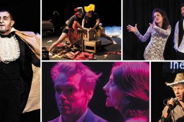 Photos des spectacles du Théâtre de Poche Graslin