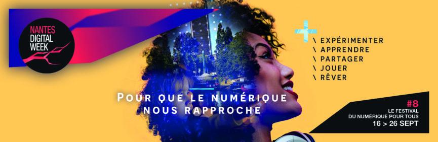 Nantes Digital Week 2021